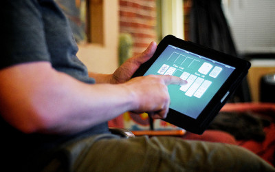 Researchers Working To Develop New Virtual Keyboard For Touchscreens