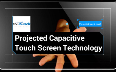 What is a PCAP Touch Screen?
